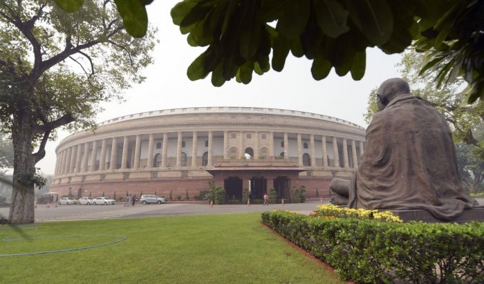Rajya Sabha sources said the Upper House is likely to discuss both the issues next week following discussions the Chairman had with the floor leaders of parties. (PTI Photo)