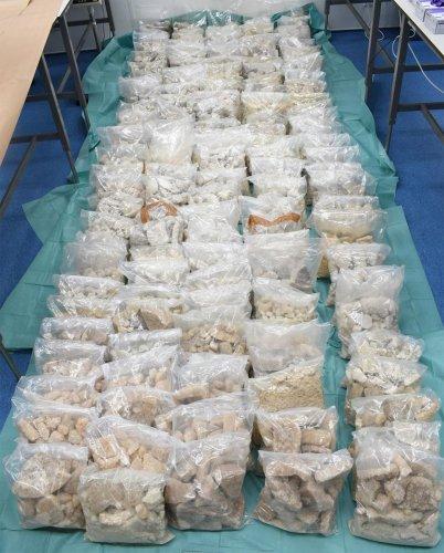 International police have broken up a huge drug-smuggling operation preventing millions of ecstasy pills flooding into Australia. (Representative Image) (DH photo)