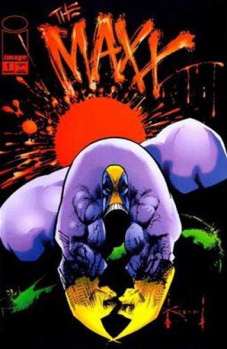 "Comic Book ""The Maxx"". (Photo by Wikipedia)"