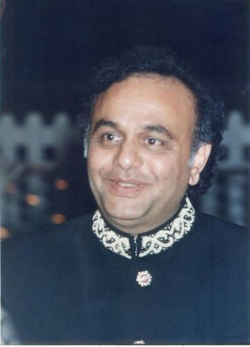 Bharat Shah. (Photo by Wikipedia)