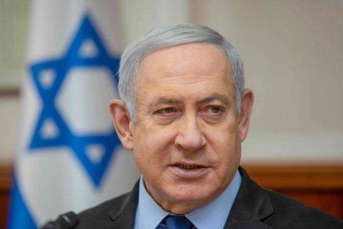 Israeli Prime Minister Benjamin Netanyahu. (AFP Photo)
