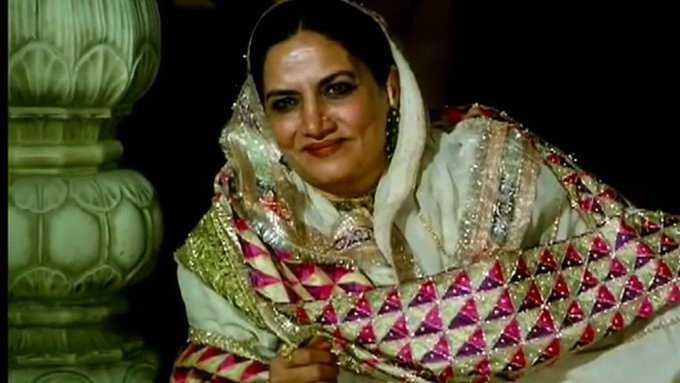 Shaukat Kaifi, who was in her early 90s, passed away on Friday evening due to cardiac arrest. (Twitter image/@AzmiShabana)
