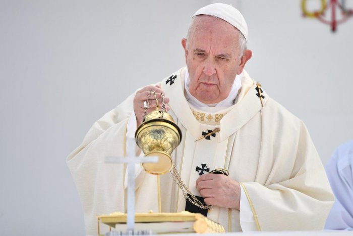 Pope Francis (AFP photo)