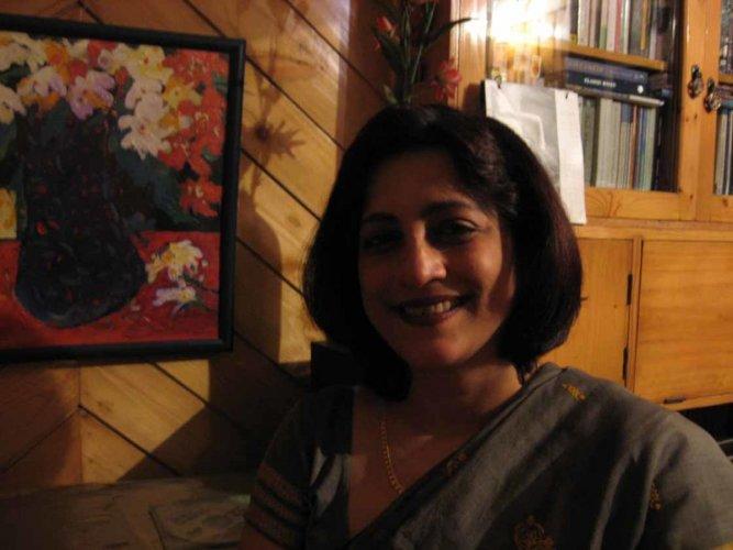 Sharmila Ray