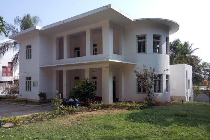RK Narayan's house