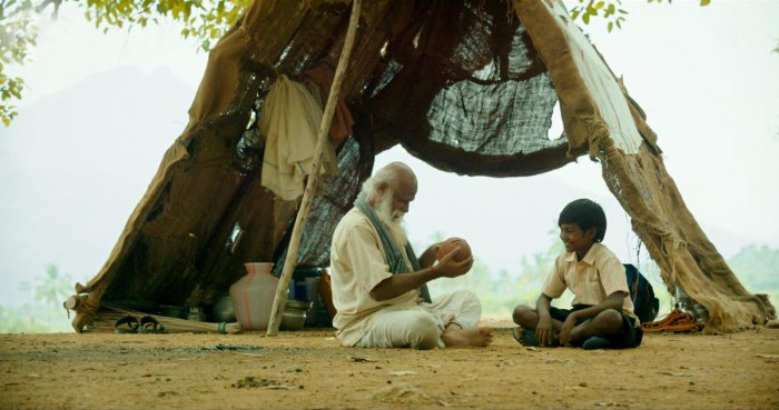 'KD' explores the bond between an 80-yearold man and a 10-year-old orphan.