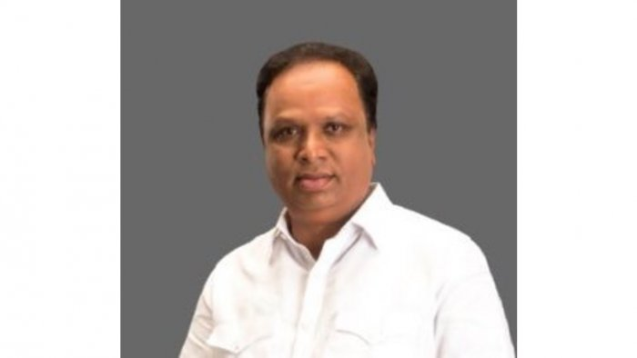 BJP leader Ashish Shelar told reporters here that Ajit Pawar's replacement with Jayant Patil was done at the NCP's legislature wing. (Twitter photo/@ShelarAshish)