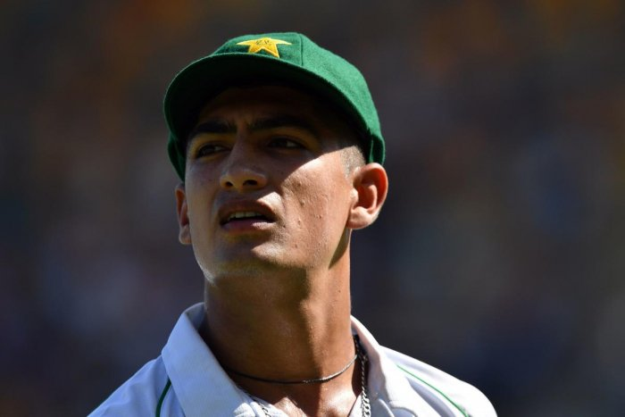 Pakistan's paceman Naseem Shah was impressive with the ball in the hand. (AFP file photo)