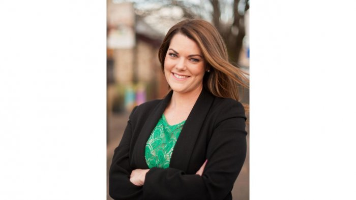 Australian MP Sarah Hanson-Young. (Wikimedia Commons Photo)
