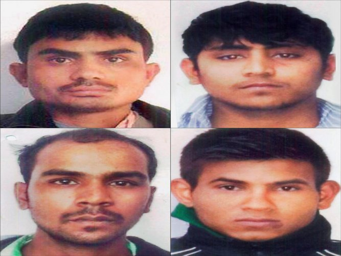 The Victims Of Nirbhaya Gangrape Case. Photo by DH