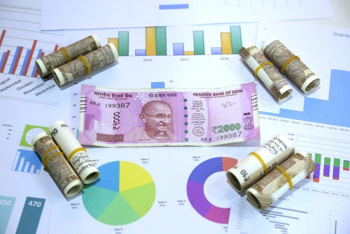 India's gross domestic product probably slowed to 4.6% last quarter, which would be the least since the first three months of 2013, according to the median estimate in a Bloomberg survey. (Representative Image/Pixabay Image)