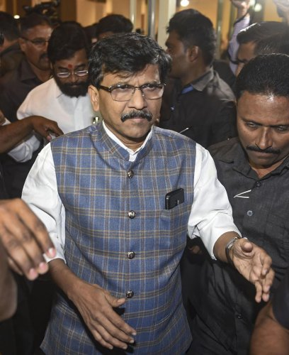 Raut said the Shiv Sena, NCP and Congress have signatures of all their respective MLAs to prove majority in the House.
