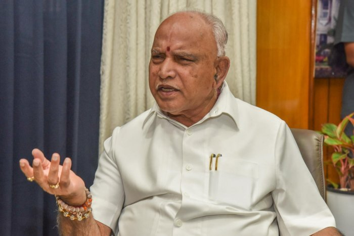 """""""With a deep sense of responsibility, I am saying that we will win all the 15 seats,"""" said CM Yediyurappa."""