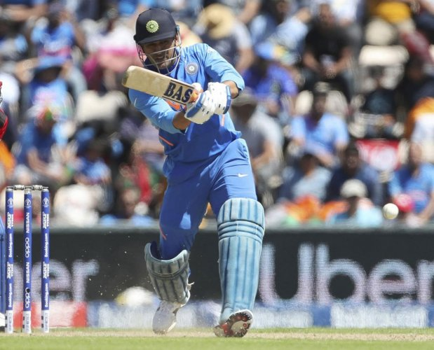 Dhoni, on his part, has not uttered a word on his future course of action.