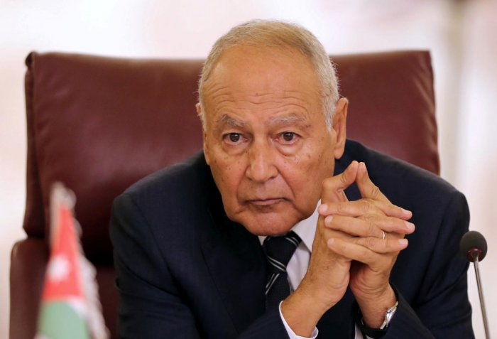 Secretary General of the Arab League Ahmed Aboul Gheit. (Reuters file photo)