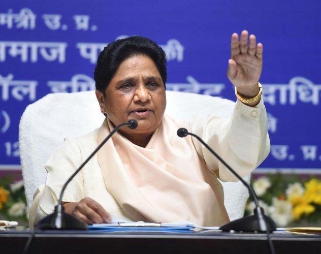 Bahujan Samaj Party (BSP) supremo Mayawati. (PTI file photo)