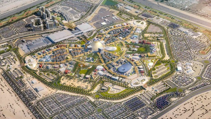 India's trade with the UAE is expected to get a further boost at the Expo 2020, which will also generate employment opportunities and promote tourism between India and other participating countries. The World Expo 2020 opens on October 20, 2020 and closes on April 10, 2021. Photo/expo2020dubai