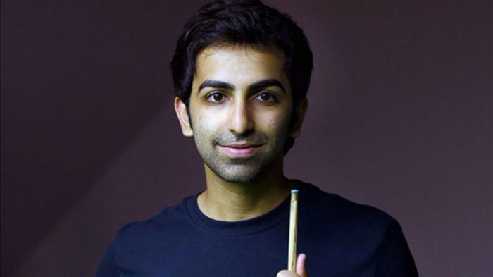 Pankaj Advani. Photo by DH