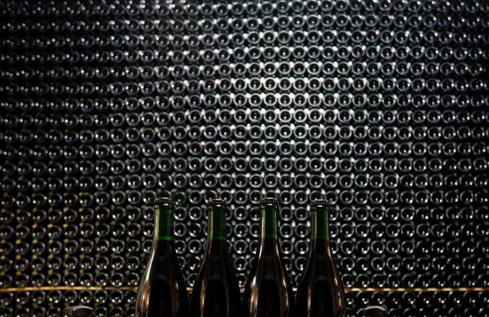 Bottles of beer. (Reuters File Photo)