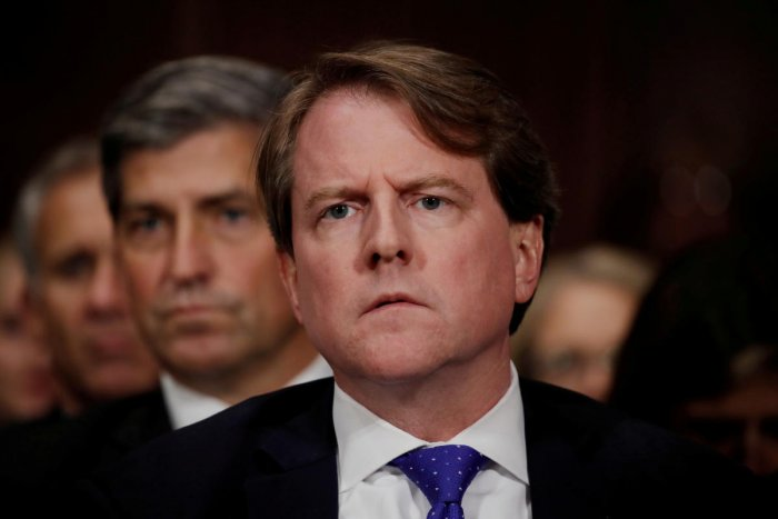 In a case involving former White House counsel Don McGahn, who was subpoenaed in May by the House Judiciary Committee, judge Ketanji Jackson ruled Monday that administration officials cannot claim absolute immunity from testifying based on their closeness
