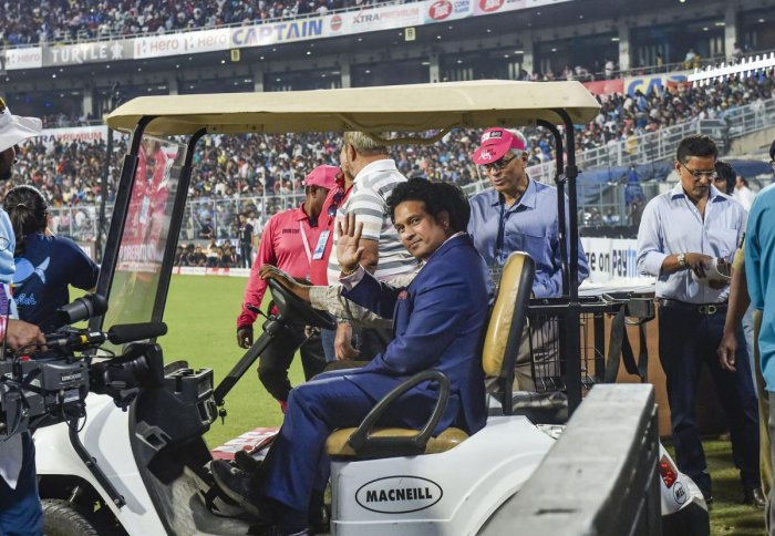 As the former captain gears up for the BCCI's first Annual General Meeting on Sunday, Tendulkar wants him to spare some focus on Duleep Trophy. PTI