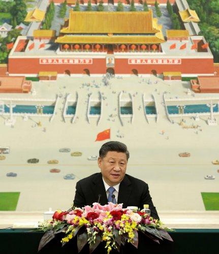 Chinese President Xi Jinping. (Reuters Photo)