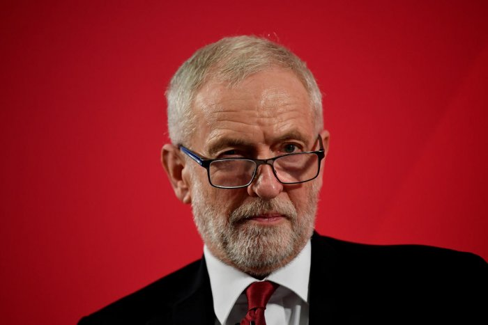 Britain's opposition Labour Party leader Jeremy Corbyn. (Reuters file photo)
