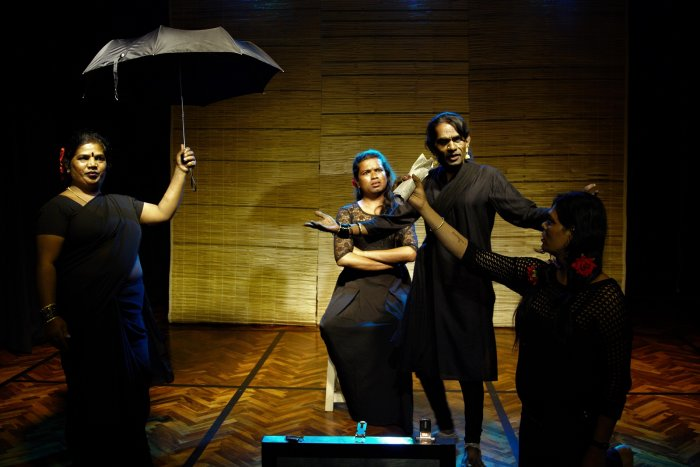 'Nava' premiered at Ranga Shankara Theatre Festival, earlier this month.