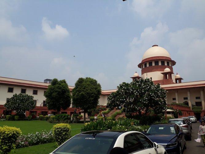 Supreme Court of India. (Wikimedia Commons Photo)