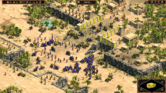 Screenshot: Steam/Age of Empires: Definitive Edition