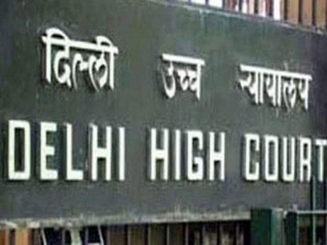 Delhi High Court. Photo by DH