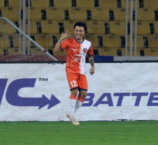 Jackichand Singh has established himself a key player in the FC Goa's set-up.