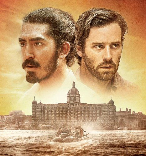 'HotelMumbai' doesn't actually get you close to any characters although there were some likeable ones in the bunch, like Dev Patel's Arjun and Nazanin Boniadi's Zahra,