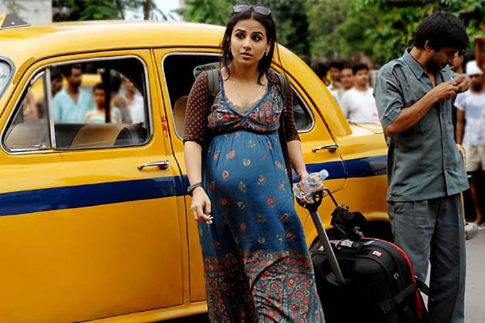Critically-acclaimed 2012 film 'Kahaani' showed Vidya Balan as a supposedly-pregnant woman, on a hunt for her missing husband through the busy streets of Kolkata and the challenges she faced.
