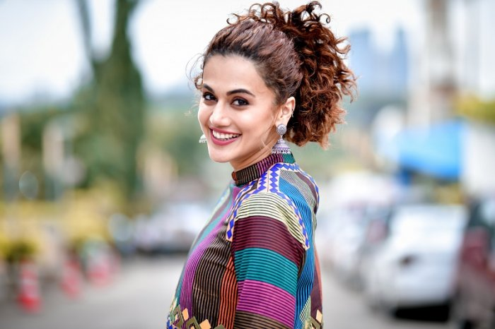 Tapsee Pannu.