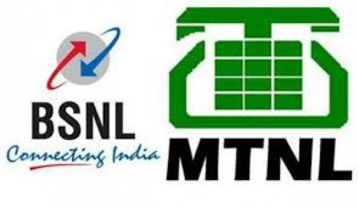 The Logo of BSNL and MTNL. Photo by Wikipedia
