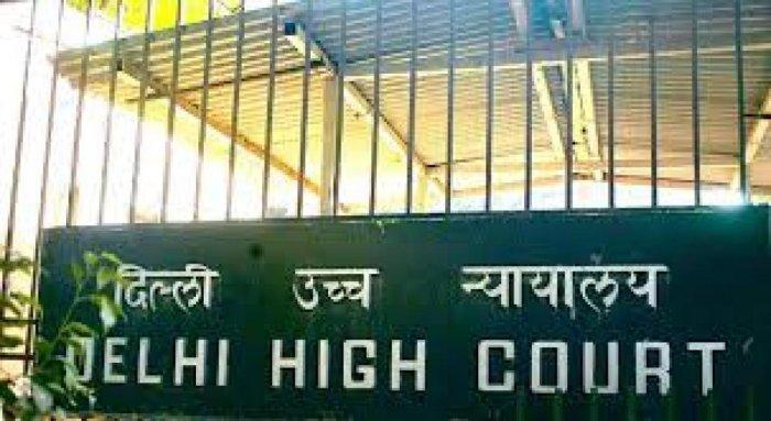 Delhi High Court. DH photo