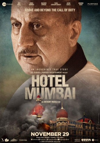"""On this day 11 years ago, the 26/11 Mumbai terror attacks ended with Operation Black Tornado that culminated in the death of attackers at the Taj Hotel and """"Hotel Mumbai"""" director Anthony Maras believes people tend to come together in the face of tragedie"""