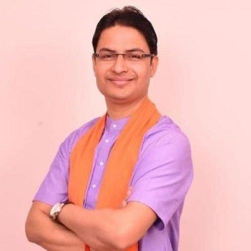Bharatiya Janata Party MP Raju Bista. Photo by TWITTER