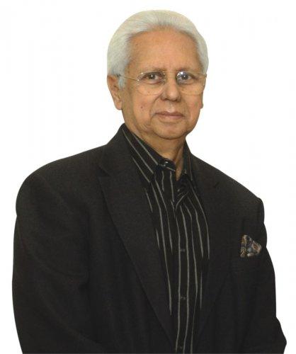 Syed Muazzem Ali (File Photo)