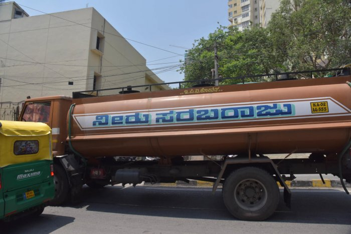 Bengaluru is among 12 cities where groundwater is fast depleting.