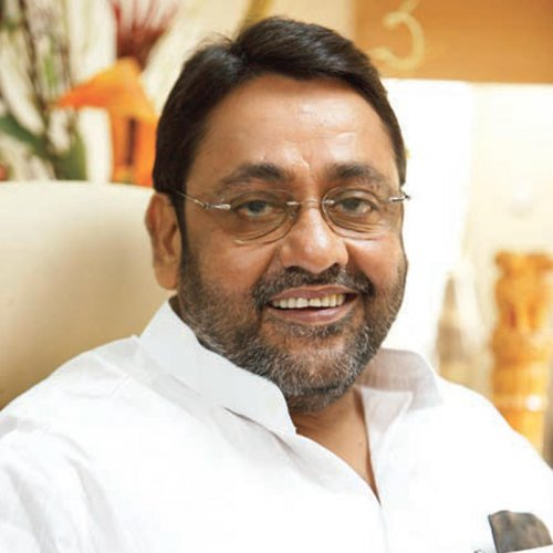 NCP's chief spokesperson Nawab Malik. DH photo