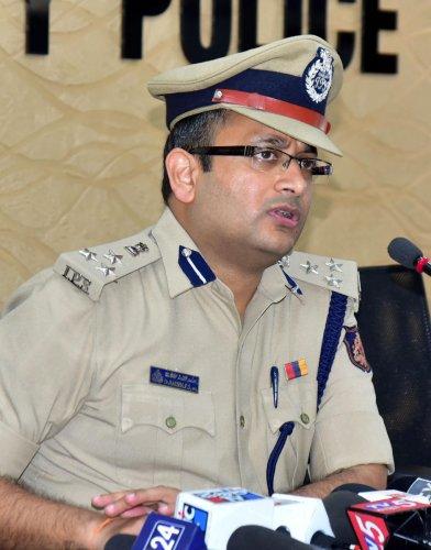 Dr P S Harsha