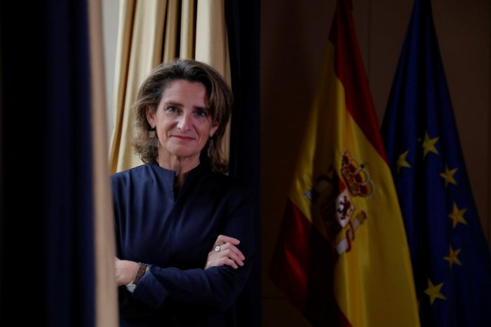 """We have to do more in less time,"" said Spain's environment minister Teresa Ribera, whose country stepped in to host the talks, saying it wanted to support ""constructive multilateralism"". Reuters"