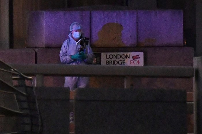 The man who stabbed and killed two people in the London Bridge terrorist attack on Friday has been identified as a convicted terrorist who was jailed seven years ago over a plot to bomb the London Stock Exchange and build a terrorist training camp on land