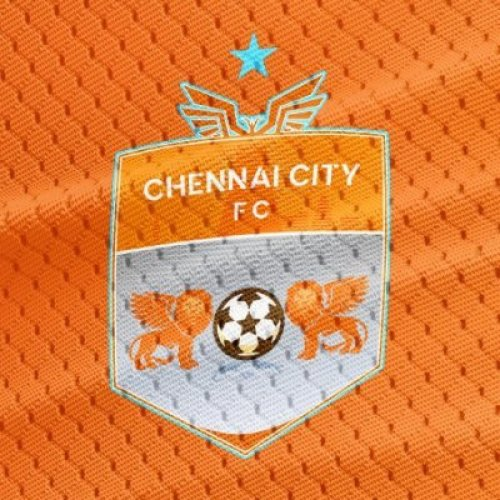 Chennai City FC I-League LOGO. Photo from TWITTER