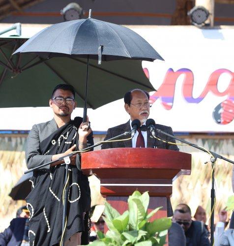 Nagaland Chief Minister Neiphiu Rio. (File Photo)
