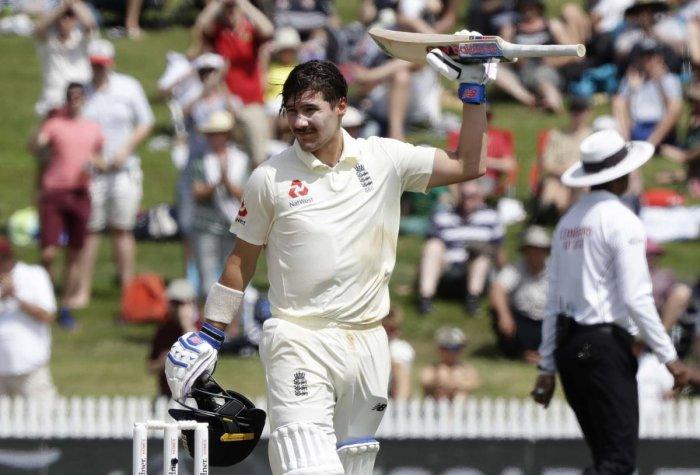 England's Rory Burns (AP/PTI Photo)