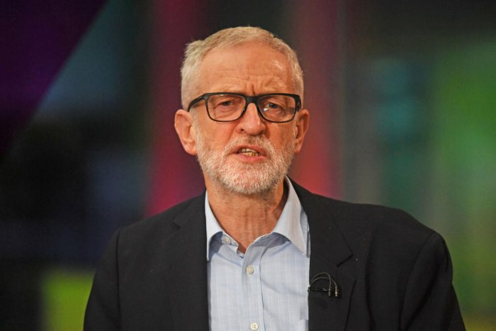 Corbyn, a veteran peace campaigner, said the police had no choice but to shoot the attacker. Reuters