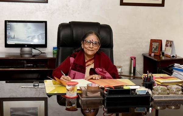 Soma Roy Burman. (Press Information Bureau Photo)